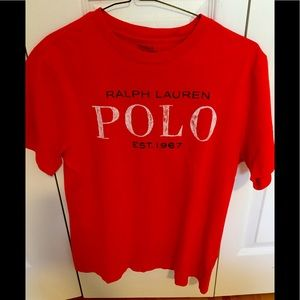 Polo Ralph Lauren T-shirt boys 💥Polo items 3x40💥